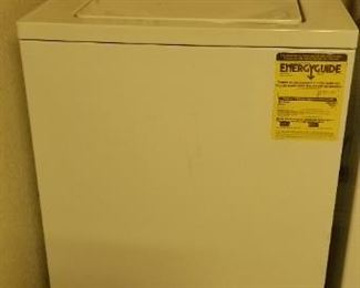 New GE washer