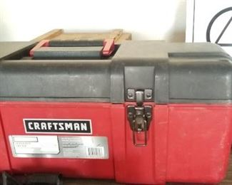 Handy Craftman tool box