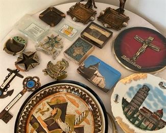 Collectible treasures from Egypt, Jerusalem, Germany, and more!