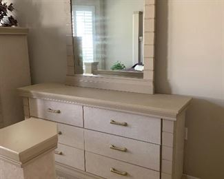 $1140  ~ OBO ~ ENTIRE BEDROOM SUITE  INCLUDES QUEEN MATTRESS AD BOXSPRINGS, BED FRAME , ONE NIGHTSTAND, DRESSER AND MIRROR AND ENTERTAINMENT  CENTER / CHEST OF DRAWERS