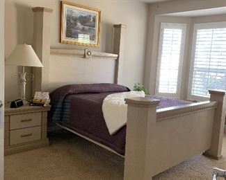 $1140  ~ OBO ~ (ENTIRE BEDROOM SUITE ) INCLUDES QUEEN MATTRESS AD BOXSPRINGS, BED FRAME , ONE NIGHTSTAND, DRESSER AND MIRROR AND ENTERTAINMENT  CENTER / CHEST OF DRAWERS