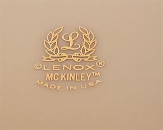 Lenox McKinley pattern