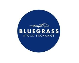 Friday 10 - 4, Saturday 10 - 5 ; 930 Winchester Road ; info@BlueGrassStockExchange.com