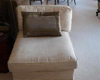 3.         upholstered  chair