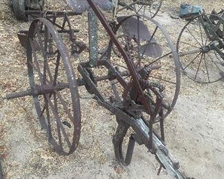 Iron Wheel Implements