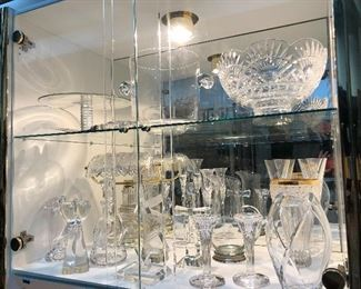 Baccarat, Waterford, Tiffany & Co, Mikasa & More
