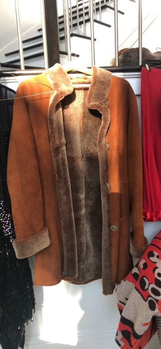 High end jackets and dresses
