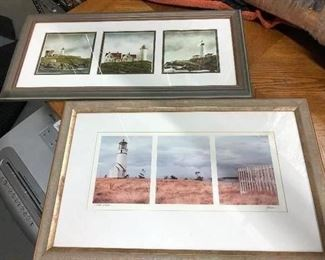 Assorted Lighthouse Pictures