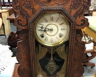 Assorted Clocks on sale to move