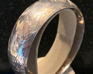 007 Sterling Bracelet