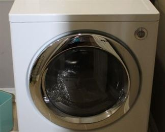 LG Dryer large capacity tub