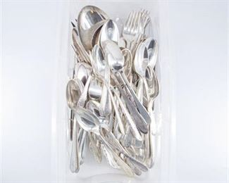 Holmes & Edwards Inlaid Flatware Set