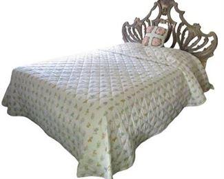 Queen Size Bed / Headboard