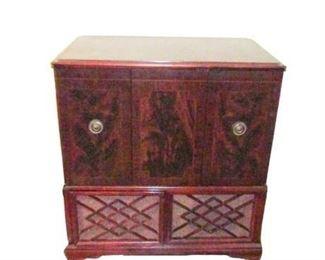 Vintage Victrola TV Cabinet