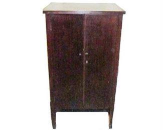 Vintage Hardwood Dresser