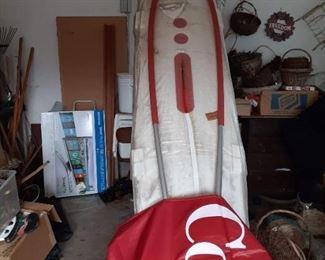 Coke Sailboard Promo Item Mint Never Used