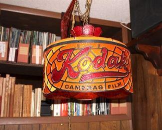 Kodak Camera Lamp