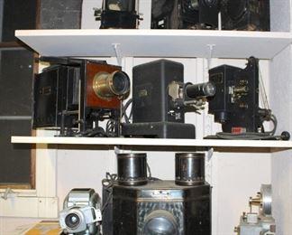 Antique, Vintage Cameras