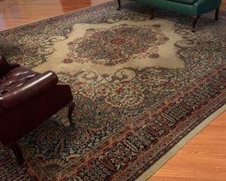 Beautiful 12X15 Persian rug.