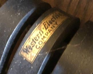 Western Electric Co telephone