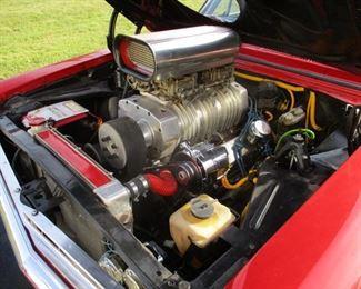 1967 Chevy II Nova Street Rod