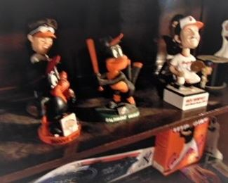 Bobble Heads and other items (sold  separately)