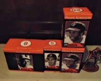 Bobbleheads in boxes others (sold separately)