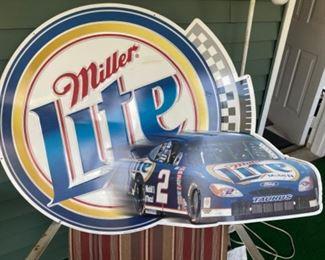 Miller lite sign