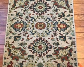 Turkish Wool Rug - 2' x 3' | $45