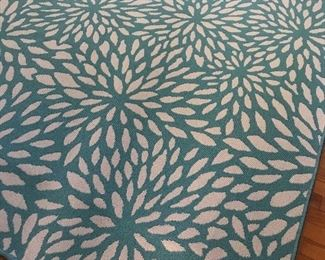 "Oriental Weavers Meridian Pattern Indoor-Outdoor Rug - 8'6"" x 13' 