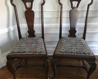 Pair of Upholstered Side Chairs | $275 / pair