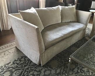"Cisco Brothers Sofa (two available) - 84"" W x 30"" H x 38"" D"
