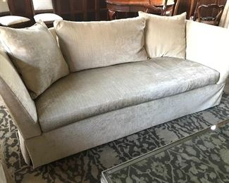 "Cisco Brothers Sofa (two available) - 84"" W x 30"" H x 38"" D 