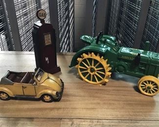 111John Deere Cookie Jar