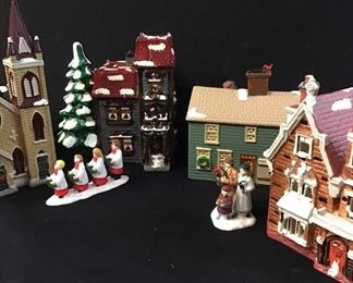 161Dept 56 Snow Village Church