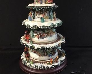 175Wonder of Disney Musical Christmas Tree