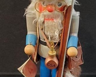 230Christian Ulbricht Soldier Nutcracker