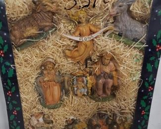 240Euromachi New Nativity Set Italy