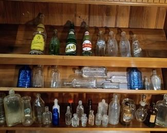 350Vintage Bottle Collection