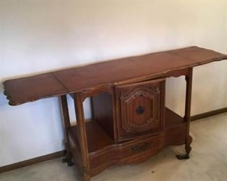Bassett Drop Leaf Buffet