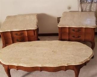 Marble Top Tables