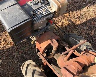 #25) $200 - Troybilt rototiller, Briggs & Stratton engine, 24-inch, 8-horsepower