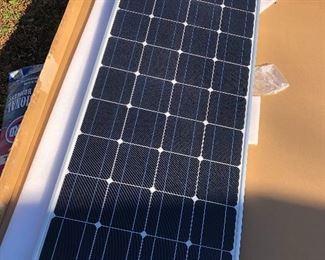 #38) $75 - Renogy high quality solar module/panel