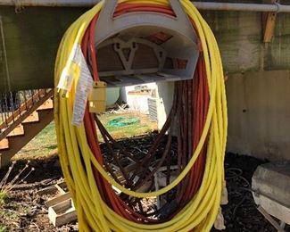 #65) $20 - 2 Heavy gauge power cords.