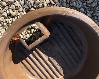 #80) $8 - Plastic Oil Pan
