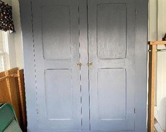 Primitive Armoire/Cabinet
