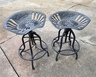 Tractor Supply Co. Swivel Tractor Stools