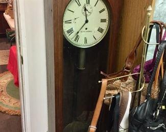 Seth Thomas clock from the 1900's