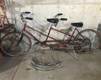 Bike Built for 2