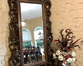 Huge leaner mirror!